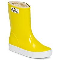 Chaussures Fille Bottes de pluie Lemon Jelly FAIRY Jaune