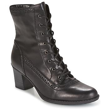 Bottines / Boots Rieker SEBILLE Noir 350x350
