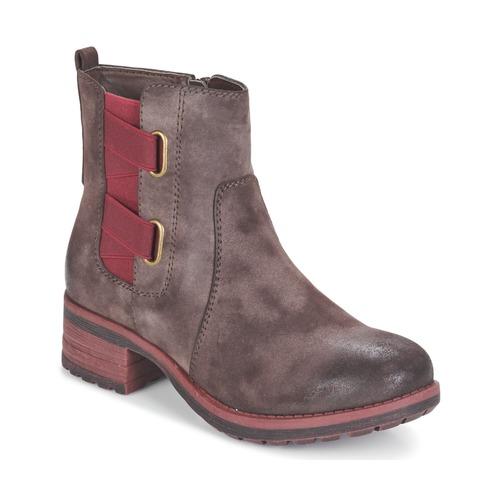 Chaussures Femme Boots Rieker ZINETTE Marron