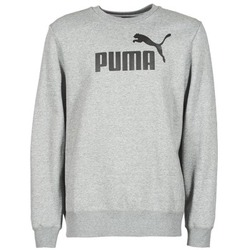 Vêtements Homme Sweats Puma ESS CREW SWEAT FL Gris