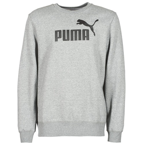 Sweats & Polaires Puma ESS CREW SWEAT FL Gris 350x350