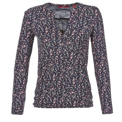Vêtements Femme T-shirts manches longues S.Oliver INIATE Marine