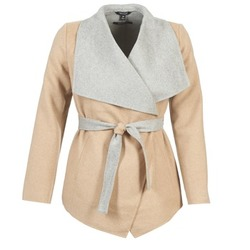 Vêtements Femme Manteaux Tom Tailor JAZOUVE Beige / Gris