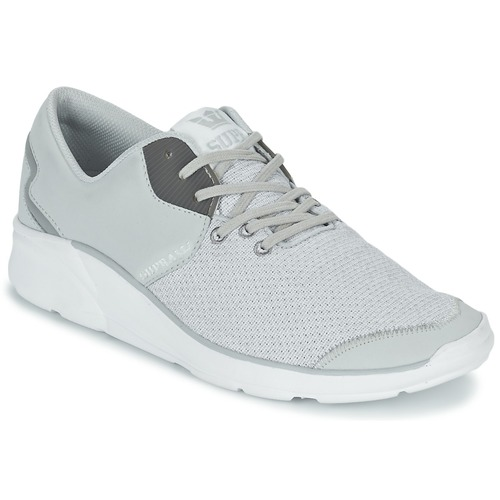 ed1598282d64 Supra NOIZ Gris - Livraison Gratuite avec Spartoo.com ! - Chaussures ...