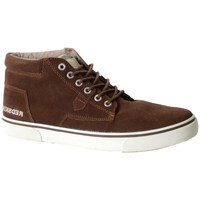 Chaussures Homme Baskets montantes Redskins Basket  Floris Chataigne Marron