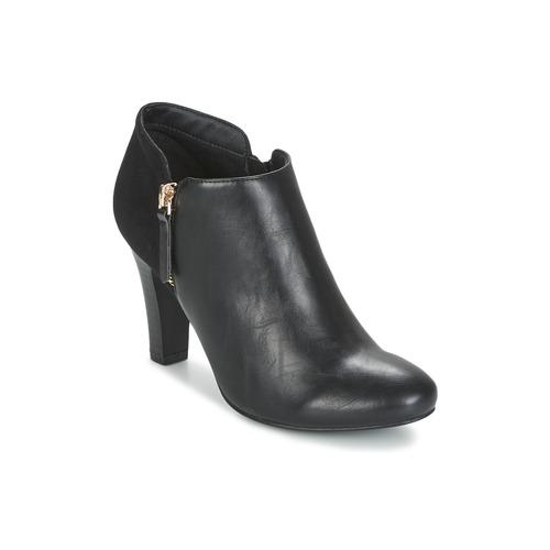Bottines / Boots Moony Mood FADI Noir 350x350