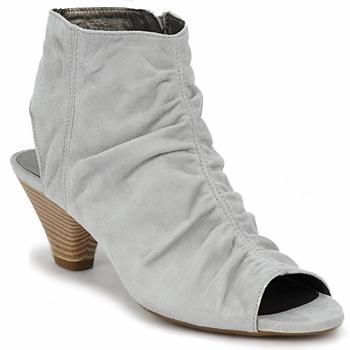 Chaussures Femme Bottines Vic AVILIA Gris