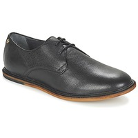 Chaussures Homme Derbies Frank Wright BURLEY Noir