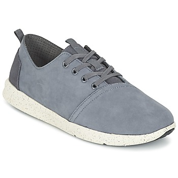 Baskets mode Toms DEL REY Gris 350x350