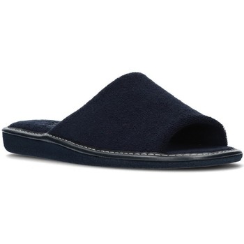 Chaussures Homme Chaussons Vulladi Fer à repasser de la maison  serviette homme BLEU