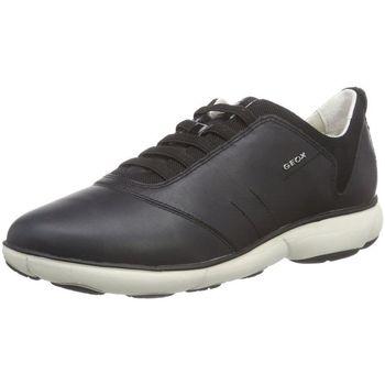 Chaussures Femme Baskets basses Geox NEBULA Noir