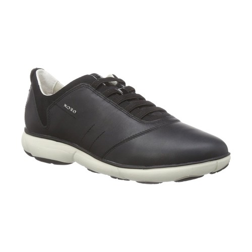 Chaussures Femme Baskets basses Geox d621ec noir