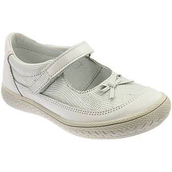 Chaussures Fille Ballerines / babies Bopy 259001 blanc
