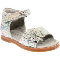 Chaussures Fille Sandales et Nu-pieds Mod'8 471781 argent