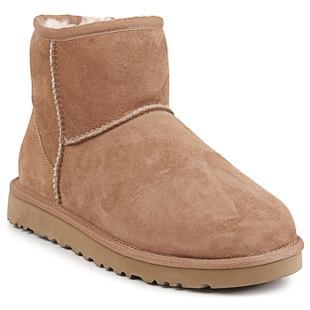 Chaussures Femme Boots UGG CLASSIC MINI Chestnut