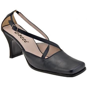 Escarpins Bocci 1926 Chaussure Punta Quadra T.60 Cour est Escarpins