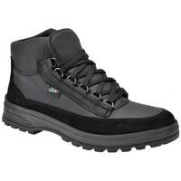 Chaussures Homme Randonnée Alisport 420 Casual montantes Noir