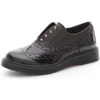 Chaussures Fille Derbies Cult CLJ101513 Ballerines et Mocassins Fille Black Black