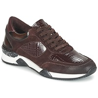Chaussures Femme Baskets basses Dream in Green FARRICA Bordeaux