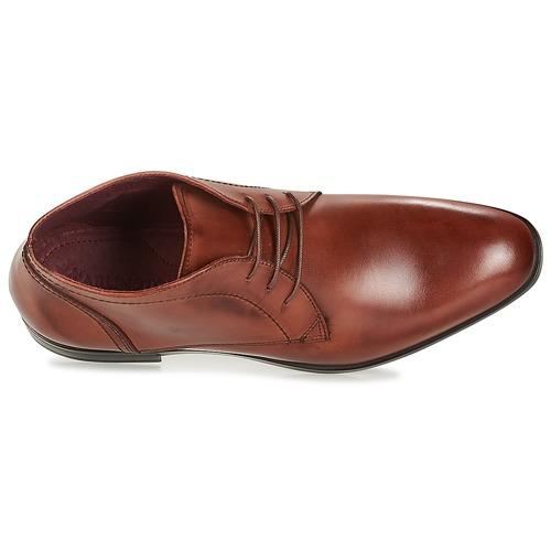 Carlington Chaussures Boots Manny Marron Homme SUzVpqGML