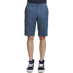 Vêtements Homme Shorts / Bermudas Edwin Short  Japanese Twisted Bleu Chambray Homme Bleu