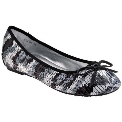 Chaussures Femme Ballerines / babies F. Milano Scintillement Ballerines