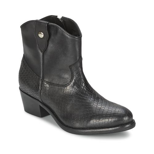 Chaussures Femme Boots Koah ESTELLE BIS Black