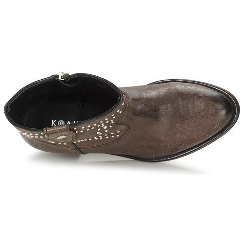 Elissa Elissa Boots Femme Stone Femme Stone Koah Koah Koah Elissa Boots Boots Femme nO0PX8kw