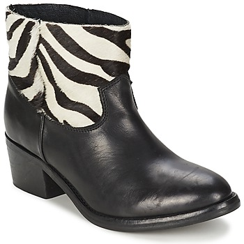 Bottines / Boots Koah ELEANOR Black 350x350