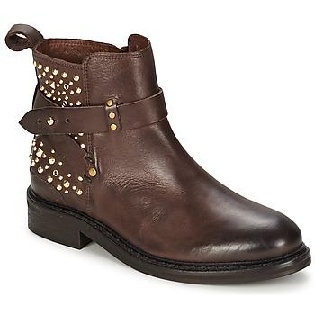 Bottines / Boots Koah LAUREEN Dark Brown 350x350