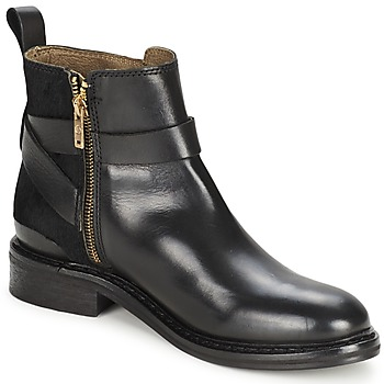 Bottines / Boots Koah LINSY Black / Black 350x350