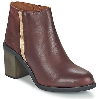 Bottines / Boots Casual Attitude FELICITA Bordeauxx 350x350