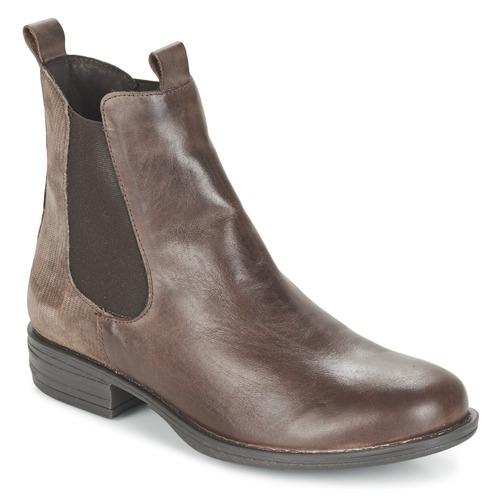 Bottines / Boots Casual Attitude FENDA Taupe 350x350