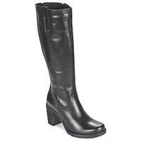 Chaussures Femme Bottes ville Casual Attitude FERDA Noir