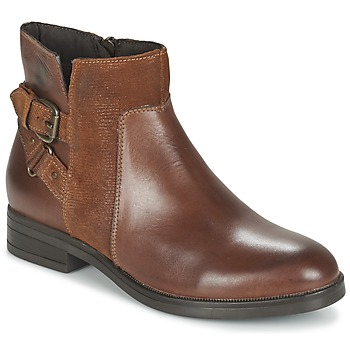 Bottines / Boots Casual Attitude FERDAWA Camel 350x350