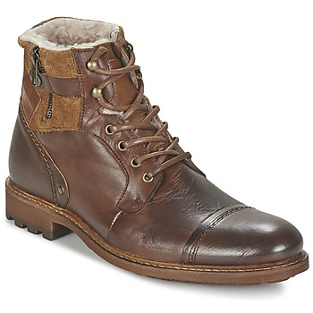 Chaussures Homme Boots Casual Attitude FIRDAOUS Marron