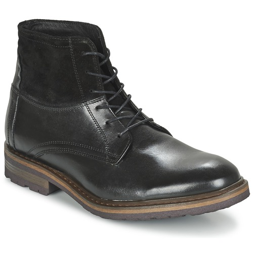 Chaussures Homme Boots Casual Attitude FIZA Noir