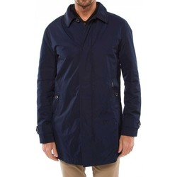 Vêtements Homme Parkas Ben Sherman Parka  New Mac Memory bleu