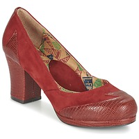 Chaussures Femme Escarpins Miss L'Fire ADDIE Rouge