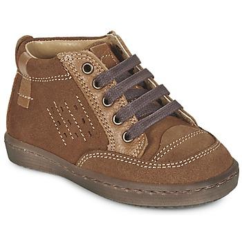 Bottines / Boots Citrouille et Compagnie FIMOULA Marron 350x350