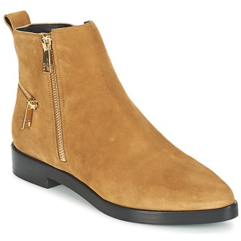 Kenzo TOTEM FLAT BOOTS Camel 350x350
