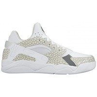 Chaussures Homme Baskets montantes Nike AIR FLIGHT HUARACHE LOW / BLANC Blanc
