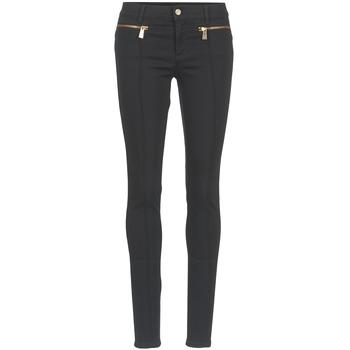 Vêtements Femme Pantalons 5 poches Versace Jeans TOLKALA Noir