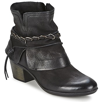 Chaussures Femme Bottines Dream in Green BAKKAR Nero