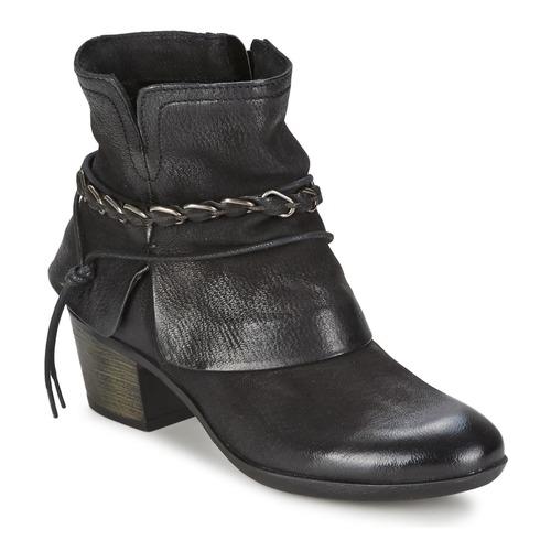 Chaussures Femme Bottines Dream in Green BAKKAR Nero