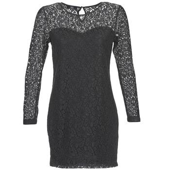 Vêtements Femme Robes courtes Le Temps des Cerises JOE Noir