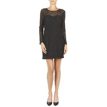 Temps Vêtements Robes Courtes Noir Cerises Le Des Femme Joe xdtsQrhC