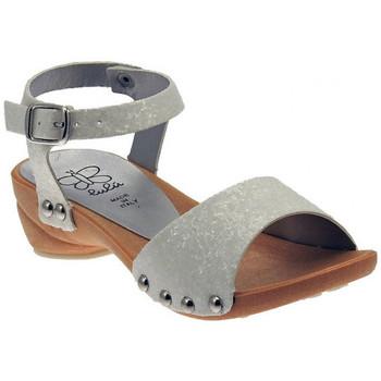 Sandales et Nu-pieds Lulu Sandalo tacchetto cinturino Sandales