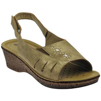 Sandales et Nu-pieds Inblu Sandalo classico cinturino zeppa Talon compensé