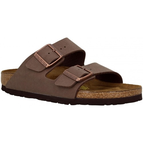 birkenstock arizona birko flor homme marron marron chaussures mules homme 75 00. Black Bedroom Furniture Sets. Home Design Ideas